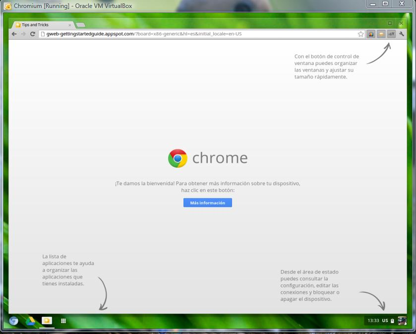 Chrome Desktop
